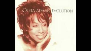 Watch Oleta Adams Hold Me For A While video