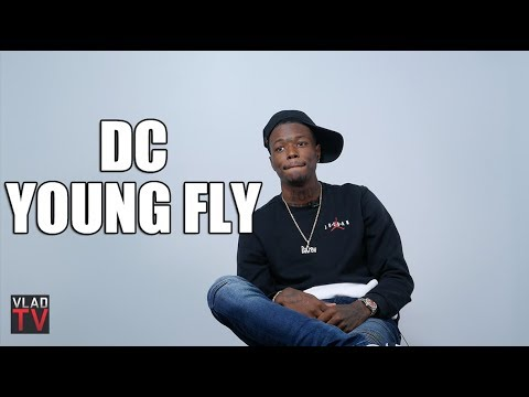 DC Young Fly on Being in a 3-Month 'Relationship' w/ Catfish India Westbrooks (Part 7)