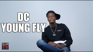 DC Young Fly on Being in a 3-Month