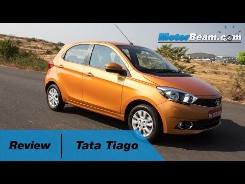 2016 Tata Tiago Review | MotorBeam