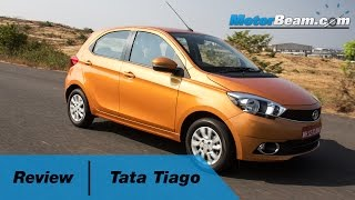 2016 Tata Tiago Review | MotorBeam