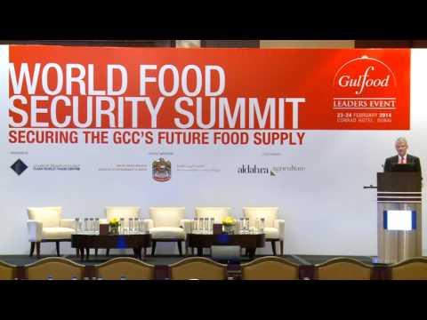 World Food Security Summit 2014, Gulfood - Fish Farming & Aquaculture