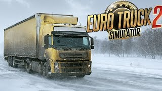 Снежный Путь - Euro Truck Simulator 2 Multiplayer