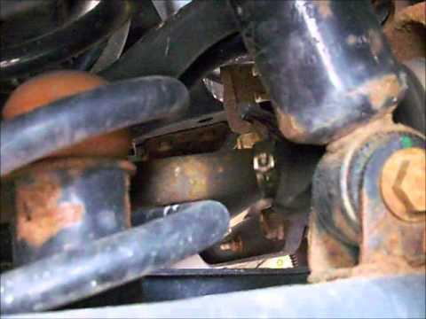 Chevy Equinox bad rear axle  YouTube