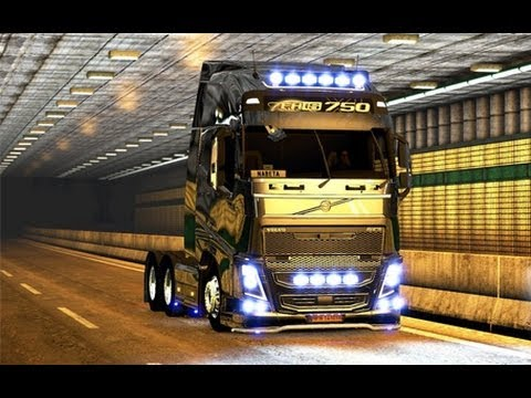 Volvo FH16 Mega Mod Tuning ETS2 +Download (Euro Truck Simulator 2) ✔