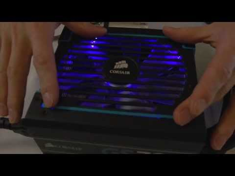 Corsair GS700 Gamer Series Power Supply Unboxing & Overview
