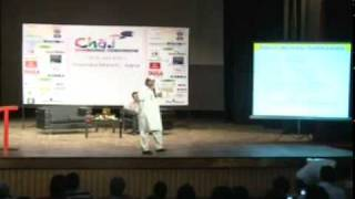 Pawan Agarwal Session - I will be there in 10 minutes, Part 1 @ Changing Tomorrow, ChaT 2011