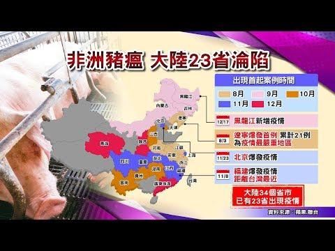 台灣-國民大會-20181224 大陸23省淪陷!超級病毒豬瘟肆虐4個月 政府防疫慢半拍?