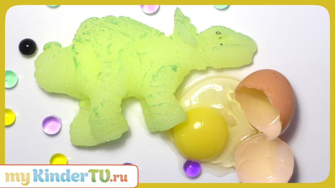 Выращивание динозавров из яйца в воде 29