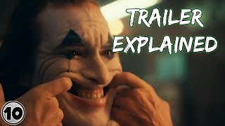 JOKER Teaser Trailer Explained