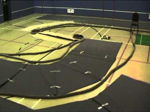 Scottish West Coast Open 1/10th R/C Buggy Race Part 2