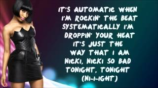 Watch Nicki Minaj Automatic video