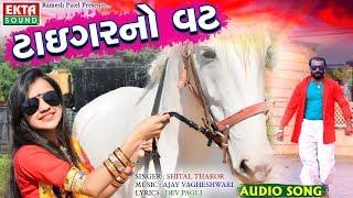Shital Thakor New Song TIGER NO VAT | Latest Gujarati DJ Song 2018 | FULL AUDIO | RDC Gujarati