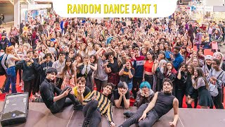 [KPOP IN PUBLIC RANDOM DANCE] Organized by Risin' Star & Girl Krush (PART 1)