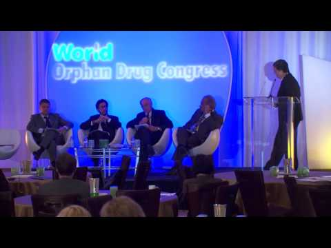 Brazilian market access panel with Senator Suplicy and more at World Orphan Drug Congress USA 2013