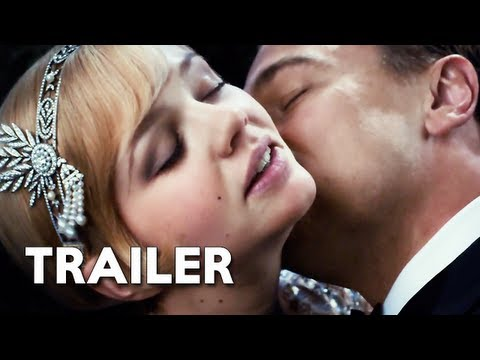 The Great Gatsby - Trailer 3 : Feat. Beyonce's Back To Black