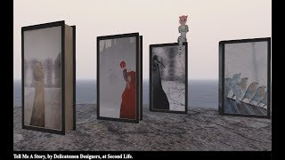 2019 2 4 VWT Second Life @ Tell Me A Story, by Delicatessen Designers
