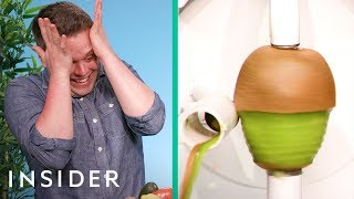 The Electric Fruit Peeler | It's Cool, But Does It Really Work?