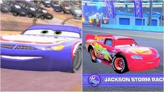 Cars 1 - Cars 2 - Cars 3 Final Races