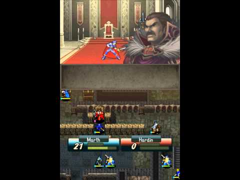Fire Emblem: Light and Shadow: VS. Hardin (English)