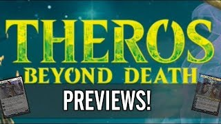 Mtg: Theros Beyond Death Spoilers - Elspeth, Ashiok, and Athreos - Are They Good?