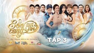 BỔN CUNG GIÁ LÂM TẬP 3 | Thu Trang, Trường Giang, Diệu Nhi, Sĩ Thanh, La Thành, Hoàng Phi