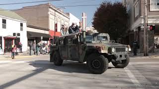 2018 Bowling Green Veteran's Day Parade