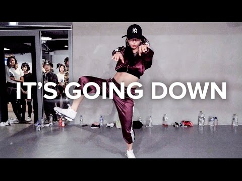 It's Going Down - Yung Joc / Jiyoung Youn Choreography