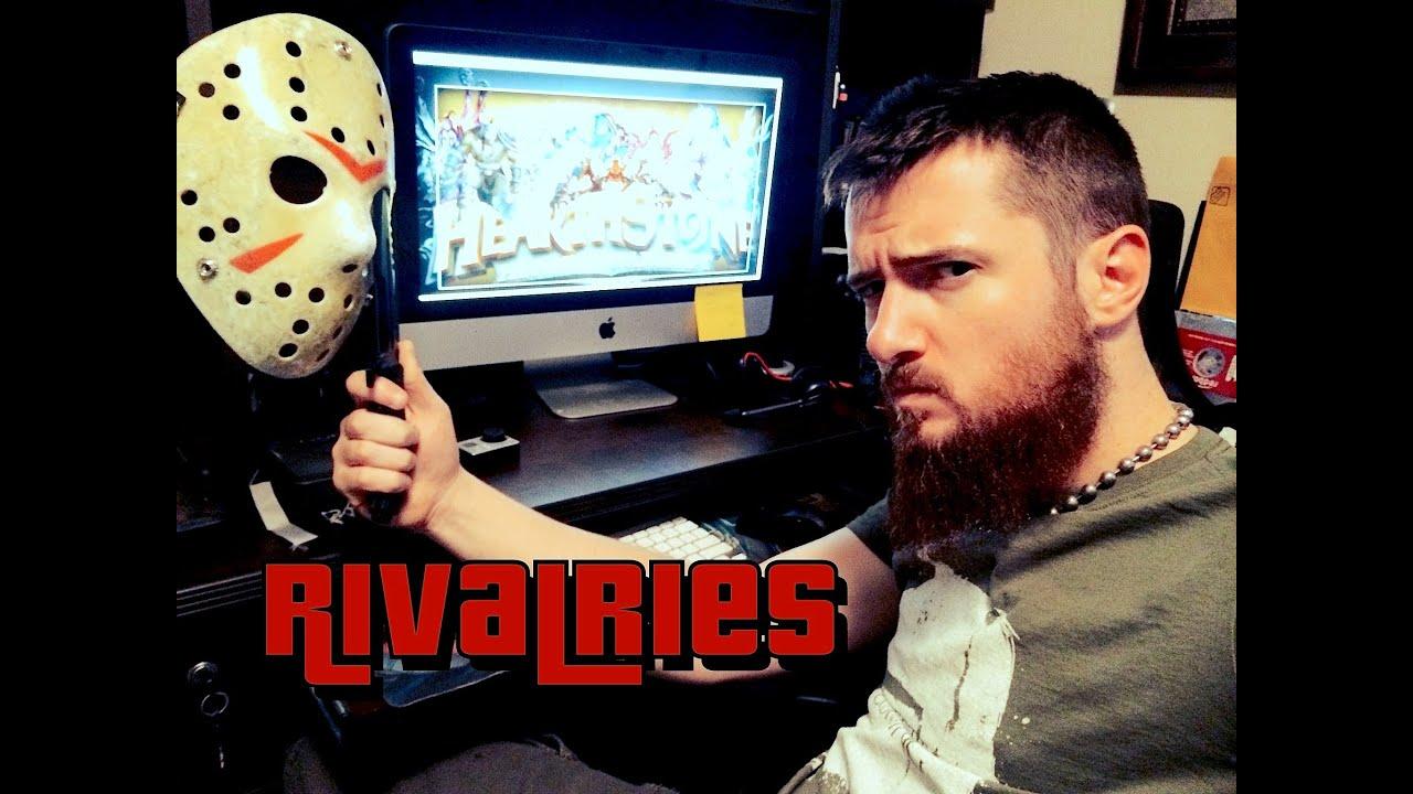 Rivalries 2 / H2O Delirious (Hearthstone) - YouTube