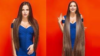 16 Truques Para Cabelos E Penteados Para Fazer Seu Cabelo Mais Comprido E Mais Forte