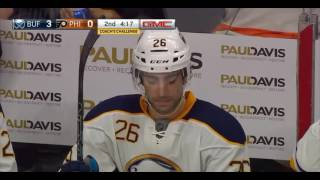 BUFFALO SABRES vs PHILADELPHIA FLYERS (Oct 25)
