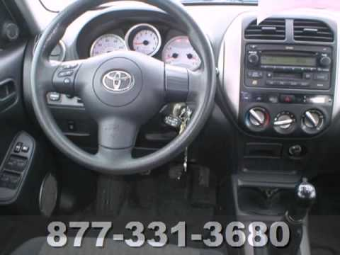 2004 Toyota RAV4 Rochester Minneapolis, MN #AS45833 - SOLD