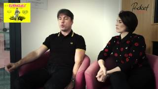 Svengali interview with Jonny Owen and Vicky McClure