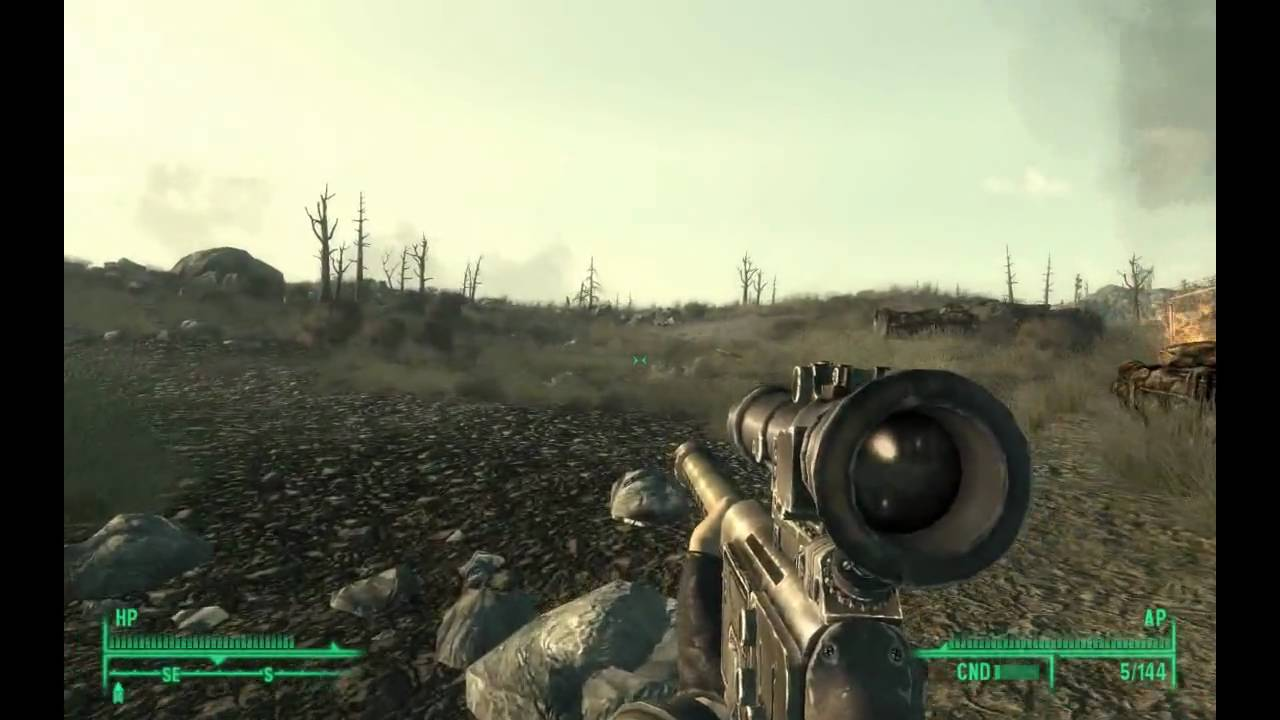 Fallout 3 pc Gameplay Fallout 3 Gameplay hd