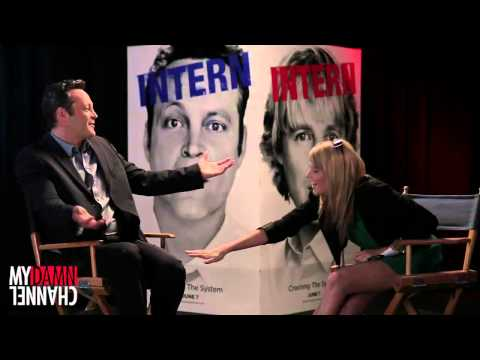 HOW TO INTERVIEW VINCE VAUGHN