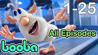 Booba - All Episodes compilation (25-1) episodes Funny cartoons - Kedoo ToonsTV