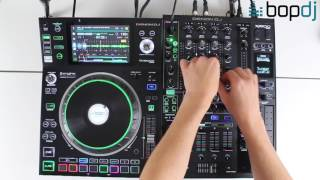 ONE-DECK MIXING on the Denon SC5000 & X1800 Prime | Bop DJ