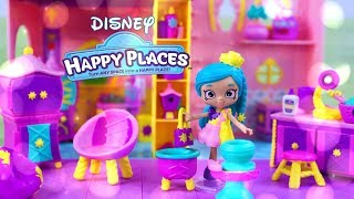 Unbox Daily: Disney Happy Places Play Sets | Rapunzel Home Decor | Exclusive Star Glow & More