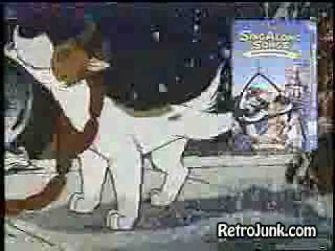 Disney Sing Along Songs Vhs Promo Disney Sing-along Songs 1993