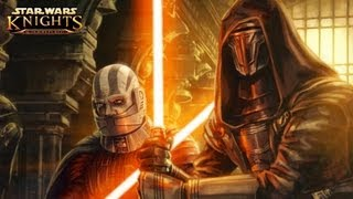 Прохождение Star Wars  Knights of the Old Republic Серия 1