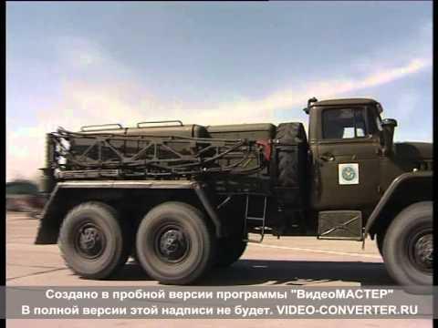 авиабаза в Жетыгене. Казахстан