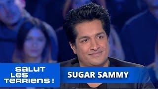 Sugar Sammy, la nouvelle rock star du rire - Salut les Terriens