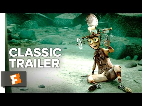 9 (2009) Official Trailer - Elijah Wood, Tim Burton Animated Movie HD