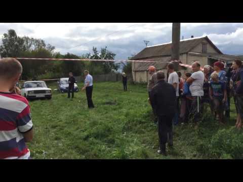 Эксклюзив: убитого мальцевского стрелка увозят в прицепе