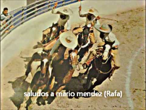 CORRIDO DE CABALLOS mix #1 by disco movil lobo
