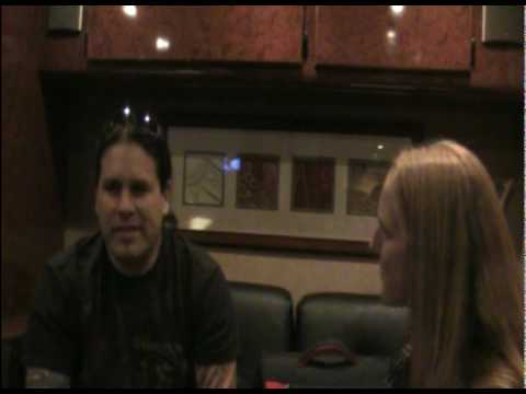 Candid Interview with Phil from Machine Head
