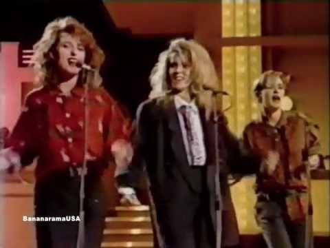 Bananarama - Hotline to Heaven Live - Des O'Connor, 1984