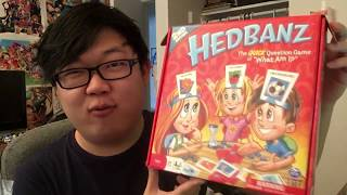 Board Game Reviews Episode #25: HEDBANZ