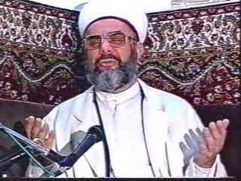 Hadis Sohbeti, 17.03.96 2. Bolum Prof.Dr. M. Esad Cosan Rh.A