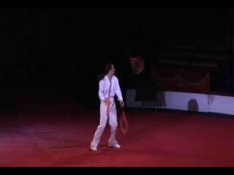 Daniel Hochsteiner - Juggling Show - Circus Sarasota Florida USA